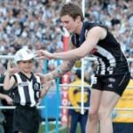 Dayne Beams, Collingwood AFL Premiership Player 2010