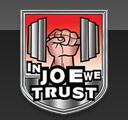 Logo - In Joe We Trust