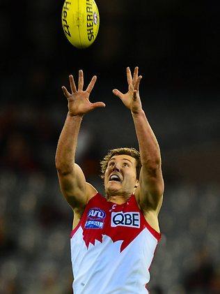 Kurt Tippett Sydney Swans
