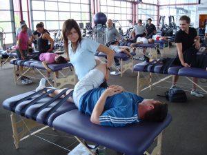 Fascial Stretch Therapy  Glute Stretch