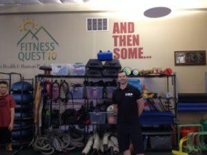 Todd Durkin Fitness Quest 10 Facility San Diego